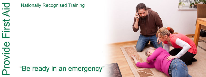 provide first aid course