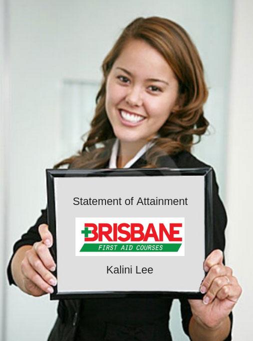 First Aid Certificate Brisbane