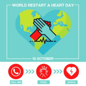 world restart a heart day